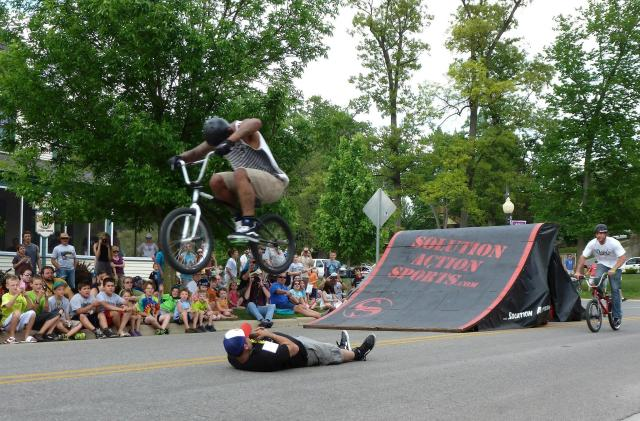 Solution Action Sports to Perform Shows Daily